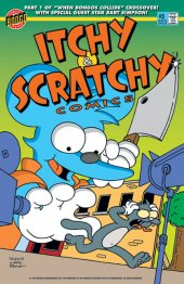 Itchy & Scratchy Comics #3