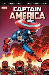 Captain America: The End #1 Variant Cover