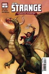Dr. Strange #3 Original Cover