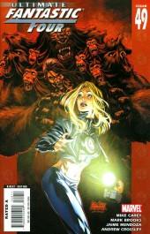 Ultimate Fantastic Four #49