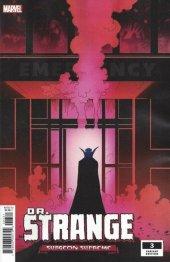Dr. Strange #3 1:25 Kev Walker Variant
