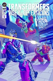The Transformers #22 1:10 Incentive Variant