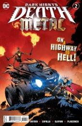 Dark Nights: Death Metal #2 2nd Printing