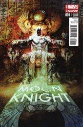 Moon Knight #1 Bill Sienkiewicz Variant