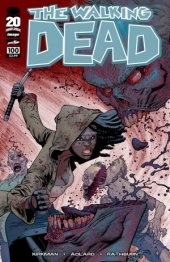 The Walking Dead #100 Cover G