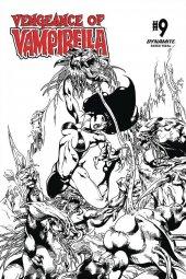 Vengeance of Vampirella #9 1:11 Incentive