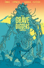 The Gravediggers Union #8 Cover B Roy