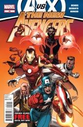 The New Avengers #29