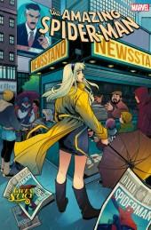 The Amazing Spider-Man #40 Torque Gwen Stacy Variant