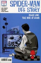 Spider-Man: Life Story #1 Marcos Martin Variant