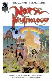 Norse Mythology #1 Original Cover