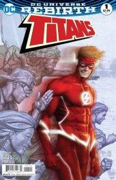 Titans #1 Variant Edition