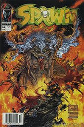 Spawn #53 Newsstand Edition