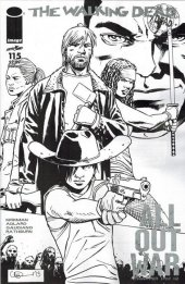 The Walking Dead #115 Cover N