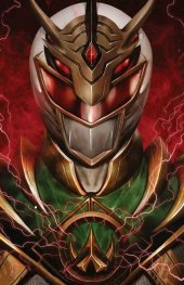 Mighty Morphin Power Rangers #31 Dimension X Comics Exclusive NYCC Virgin Variant
