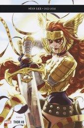 Thor #8 Kaare Andrews Variant