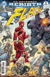 The Flash #24 Variant Edition