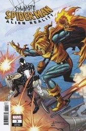 Symbiote Spider-Man: Alien Reality #3 1:25 Saviuk Variant