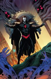 Powers of X #5 1:100 R.B. Silva Virgin Variant