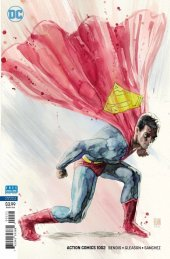 Action Comics #1002 David Mack Variant