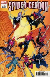 Spider-Geddon #1 1:25 Incentive Artist Variant