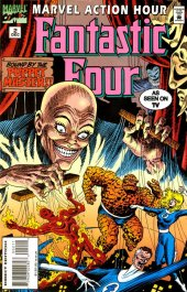 Marvel Action Hour: Fantastic Four #2