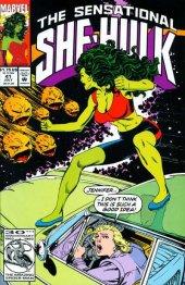 The Sensational She-Hulk #41