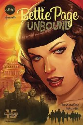 Bettie Page: Unbound #10 Cover D Ohta