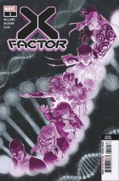 X-Factor #1 2nd Printing
