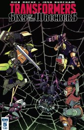 transformers: sins of the wreckers #5