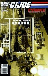 G.I. Joe: Cobra II #9 Original Cover