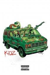 Kidz #5 Original Cover