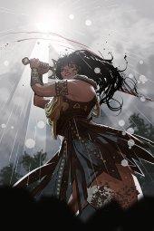 Xena: Warrior Princess #5 1:20 Stott Virgin Variant