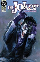 The Joker 80th Anniversary 100-Page Super Spectacular #1 1990s Variant Cover by Gabriele Dell