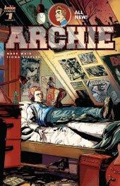 Archie #1 T Rex Cover