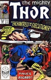 The Mighty Thor #403 Original Cover