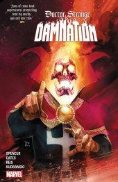 doctor strange: damnation tp