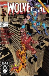 Wolverine #42 Gold Second Printing Cover
