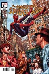 The Amazing Spider-Man #24 Mark Brooks Marvels 25th Tribute Variant