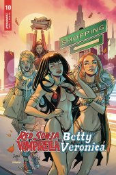 Red Sonja & Vampirella Meet Betty & Veronica #10 Cover C Braga