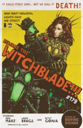 Witchblade #179 Cover B Sejic