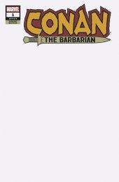 Conan the Barbarian #1 Blank Variant