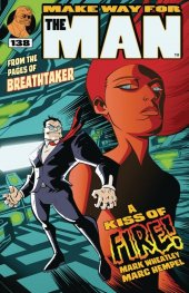 Breathtaker: Make Way For The Man #1 Cover B Oeming