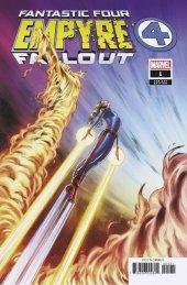 Empyre: Fallout - Fantastic Four #1 Carnero Variant