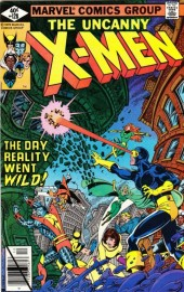The X-Men #128