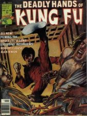 the deadly hands of kung fu #26