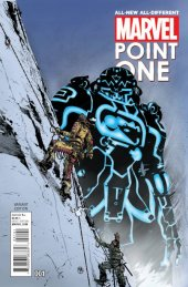 All-New All-Different Marvel Point One #1 Kirby Monster Variant