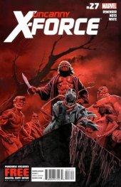 Uncanny X-Force #27