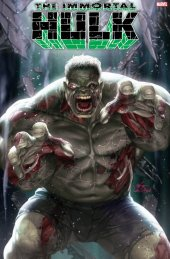 The Immortal Hulk #34 Inhyuk Lee Marvel Zombies Variant