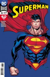 Superman #36 Variant Edition